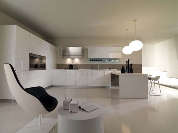 Modern Simplicity Kitchen Design Ideas